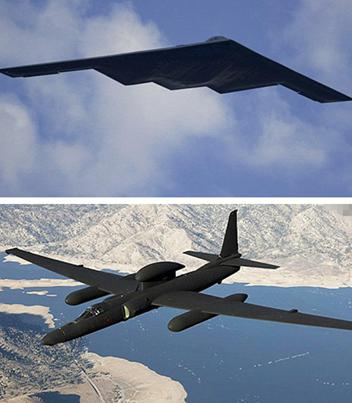 Us stealth aircraft